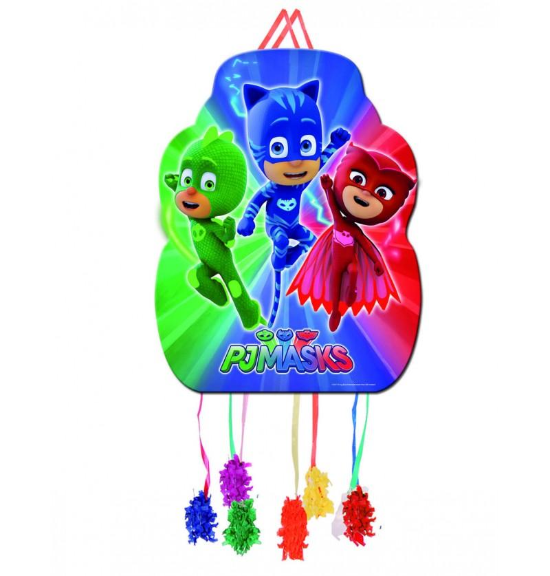Piñata perfil  PJ Masks