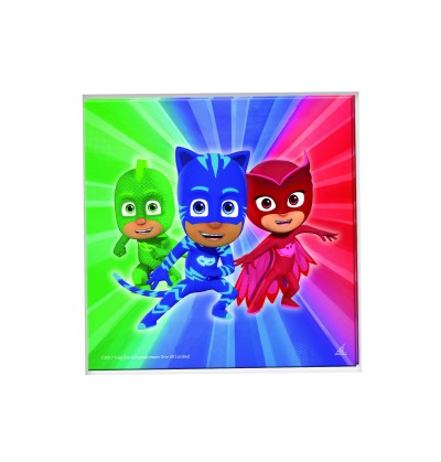 Set de 20 servilletas PJ Masks