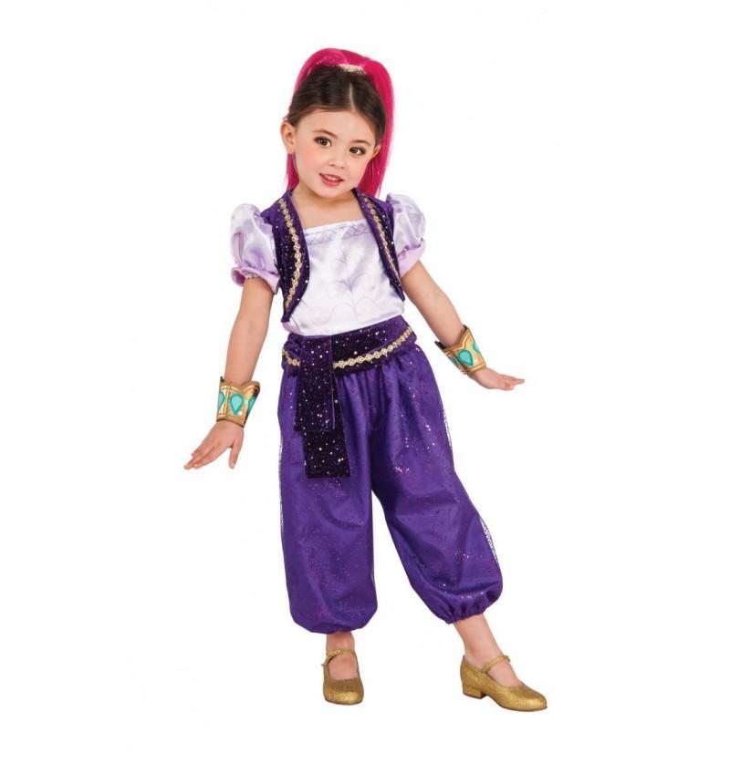 Disfraz de Shimmer Shimmer y Shine deluxe  para niña