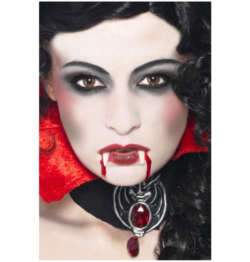 Set de maquillaje de vampiro