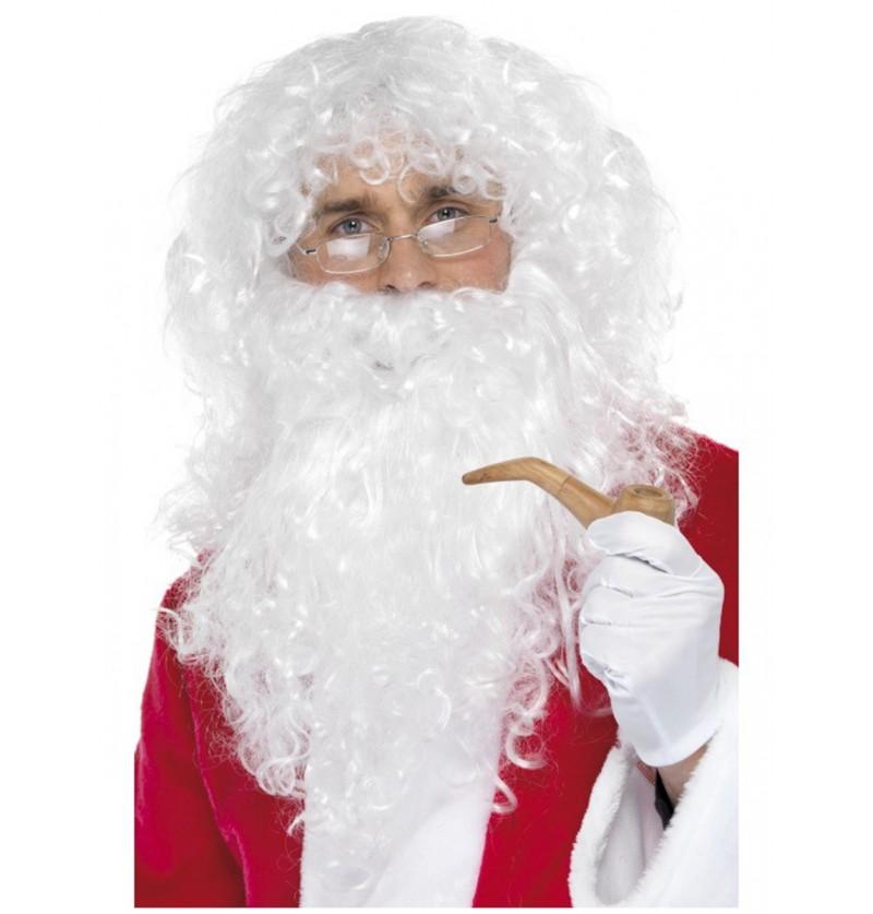 Set de Papá Noel fumador