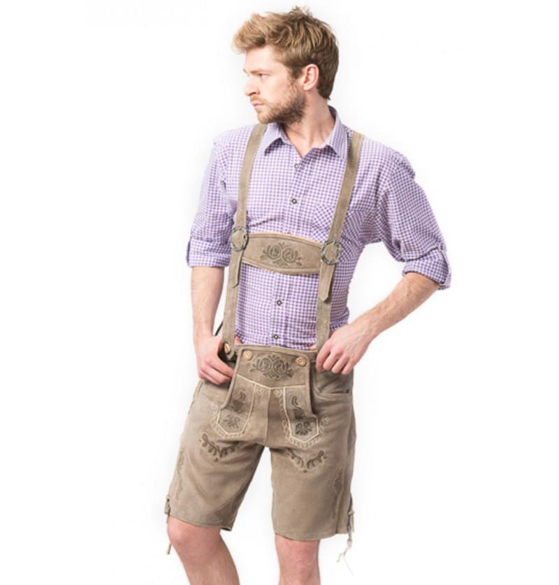 Lederhose Vintage para hombre