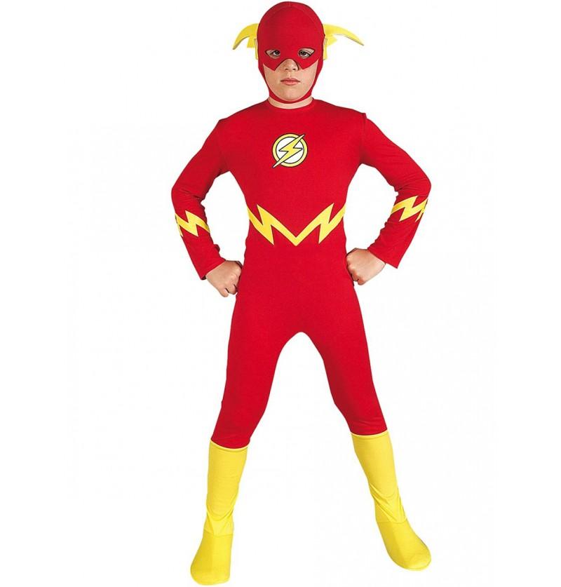 Disfraz de Flash Classic para niño