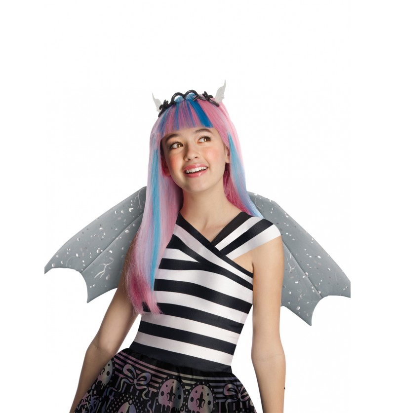 Peluca de Rochelle Goyle Monster High