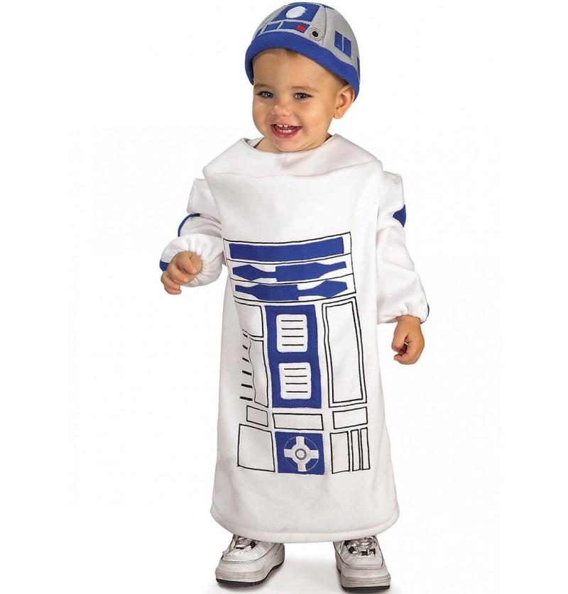 Disfraz de R2D2 Star Wars bebé