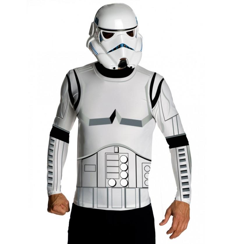 Kit Stormtrooper Adulto