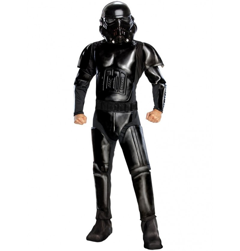 Disfraz de Stormtrooper Black Shadow