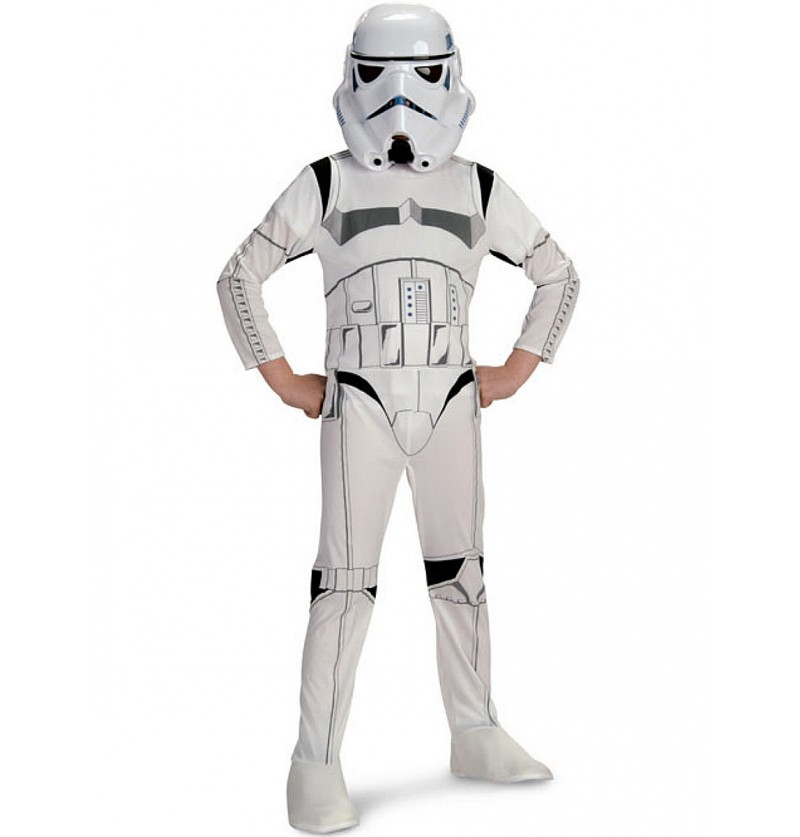 Disfraz de Stormtrooper infantil