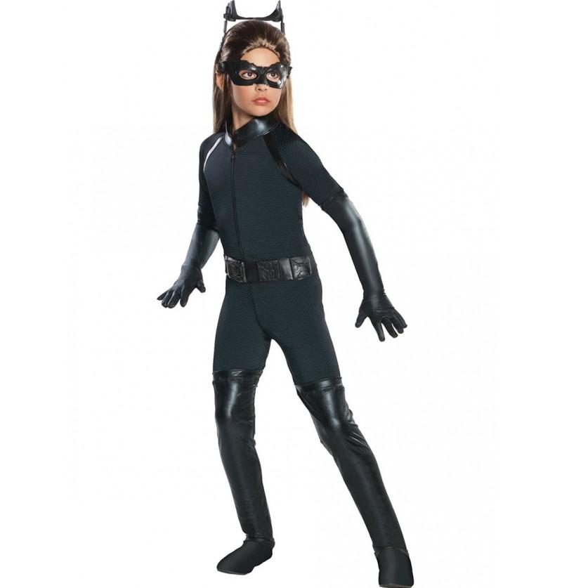 Disfraz de Catwoman Gato Negro Deluxe