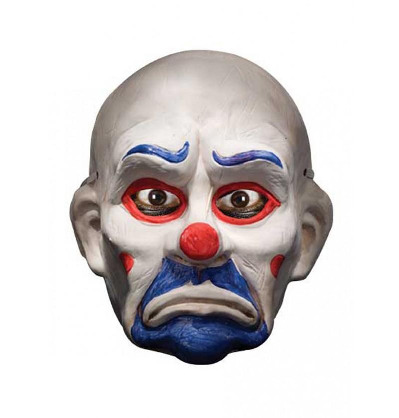Máscara Payaso Joker niño Batman The Dark Knight Rises