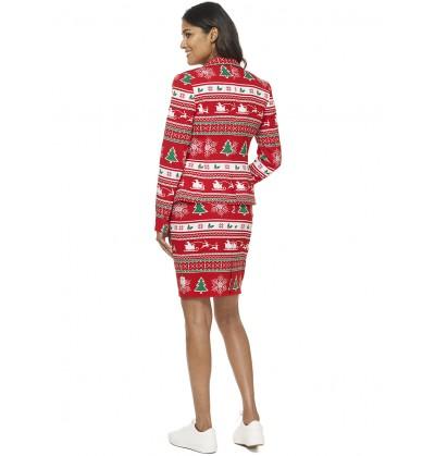 traje winter wondergirl opposuits para mujer