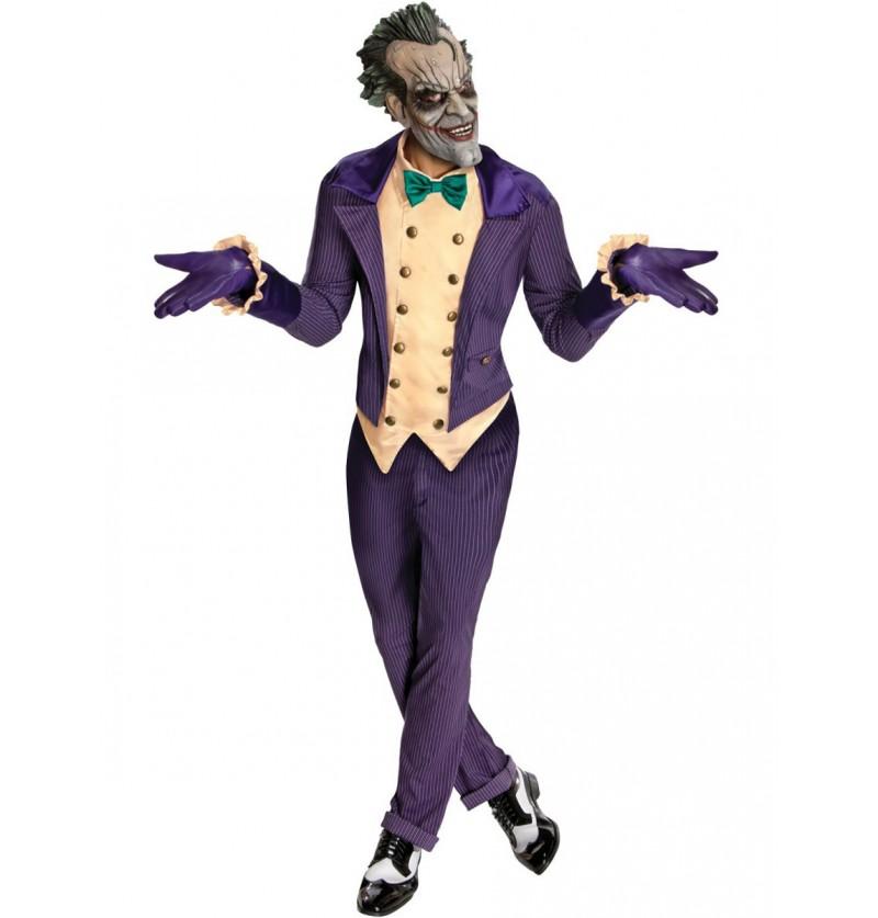 Disfraz de Joker Arkham City