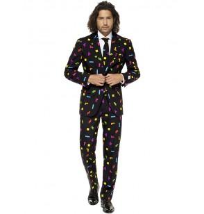 traje de tetris opposuits para hombre