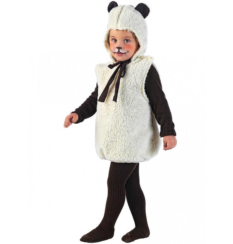 Disfraz de animalito ovejita para bebé