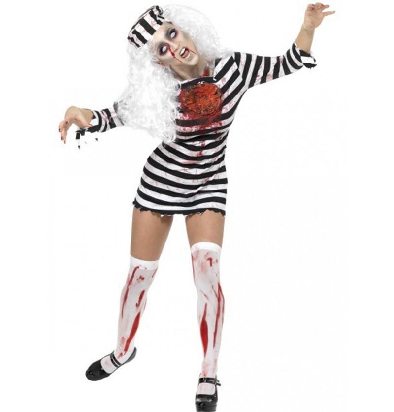 Disfraz de presa zombie