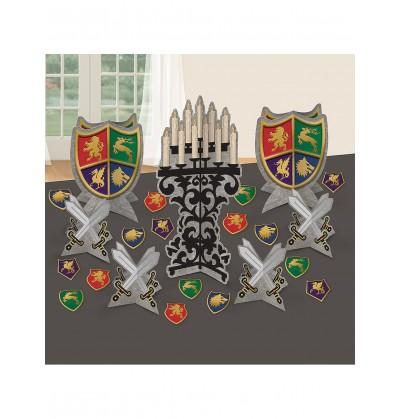 Set de decoración de mesa medieval- Medieval Collection