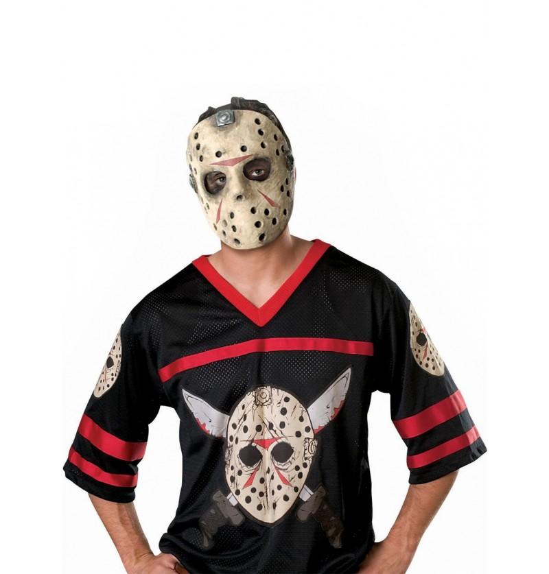 Disfraz de Jason Viernes 13 Hockey