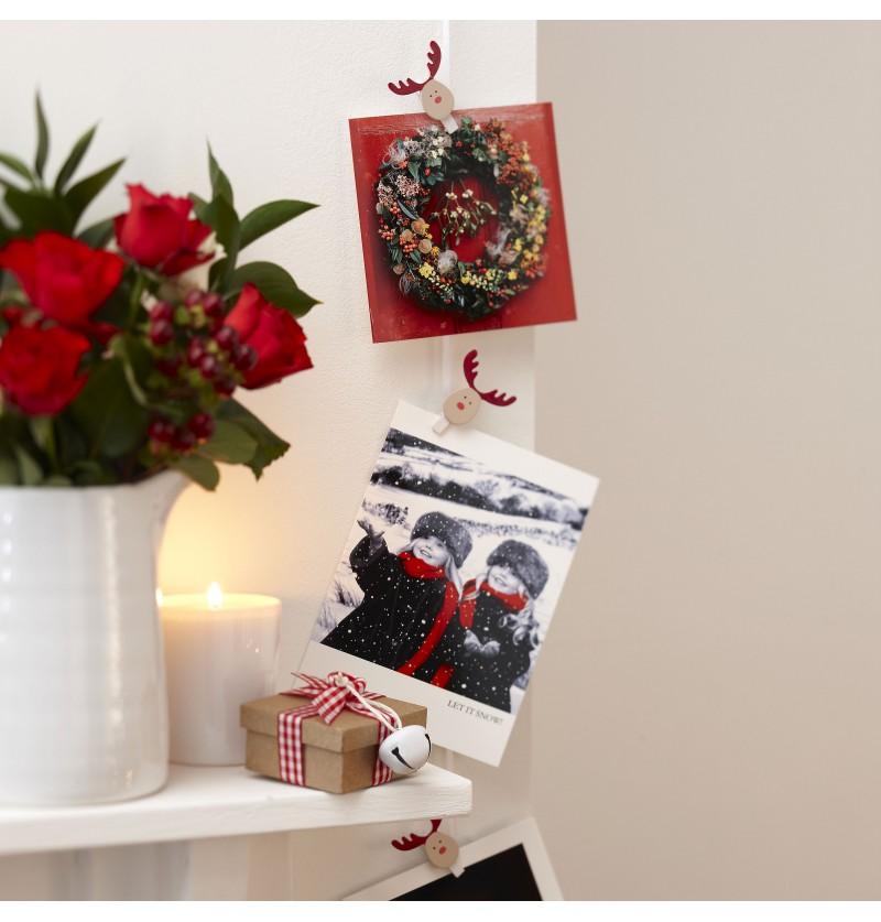 Kit decoración de reno - Rocking Rudolf