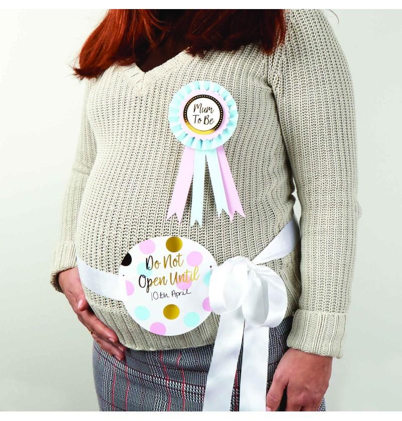 """Kit """"Mum to be"""" - Pattern Works"""