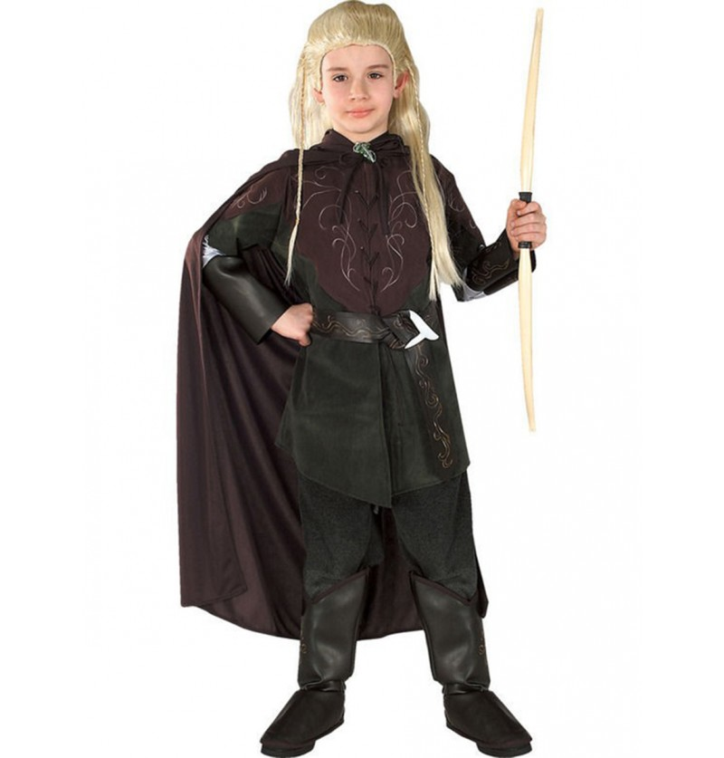 Disfraz de Legolas niño