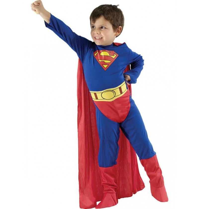 Disfraz de Superman superhéroe niño
