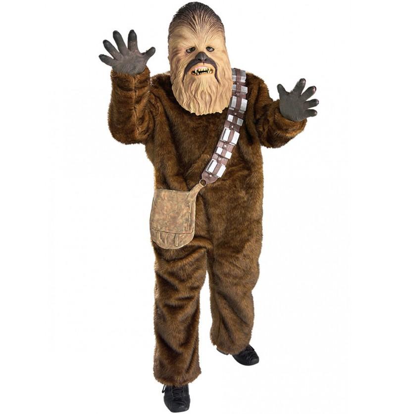 Disfraz de Chewbacca Deluxe para niño