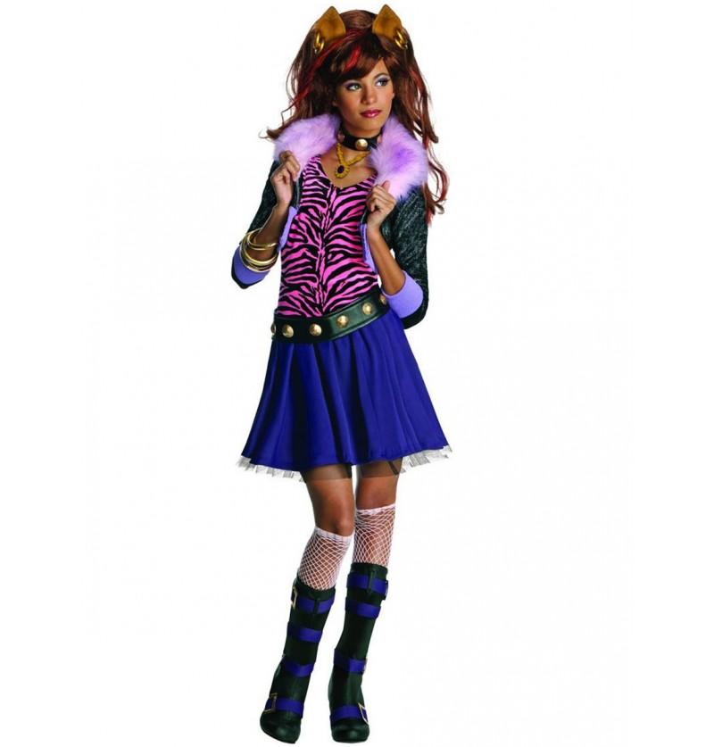 Disfraz de Clawdeen de Monster High