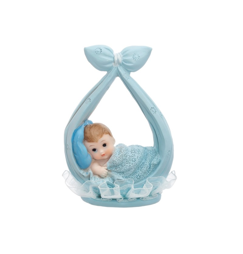 Figura para tarta lazo niño - Little Figunires
