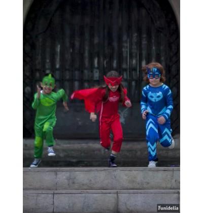 Disfraz Gekko PJ Masks Classic para niño