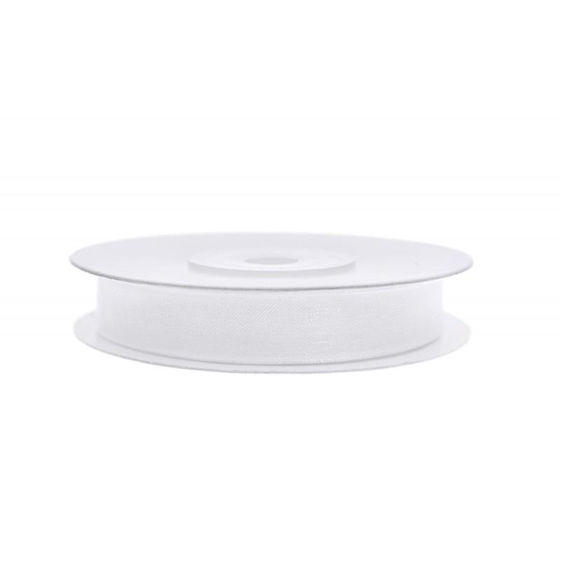 Cinta de gasa blanca de 0,6 cm