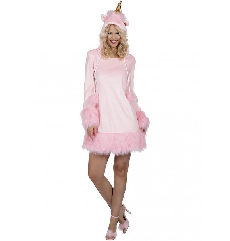 Disfraz de unicornio adorable para mujer
