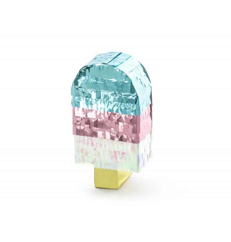 Piñata de helado - Iridescent