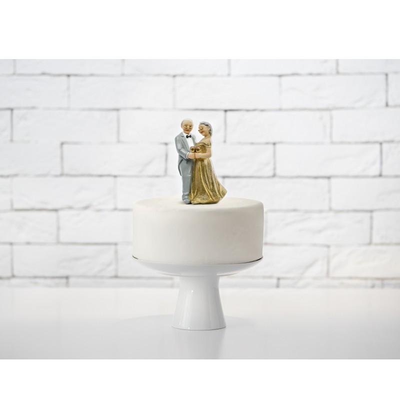 Figura para tarta de bodas de oro