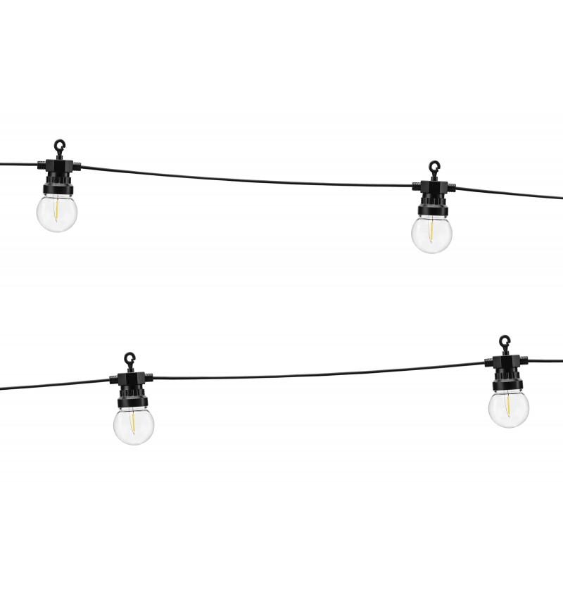 Luces LED retro de 5 m