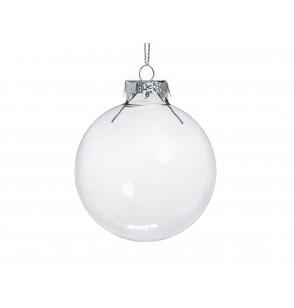 Set de 12 esferas colgantes de vidrio