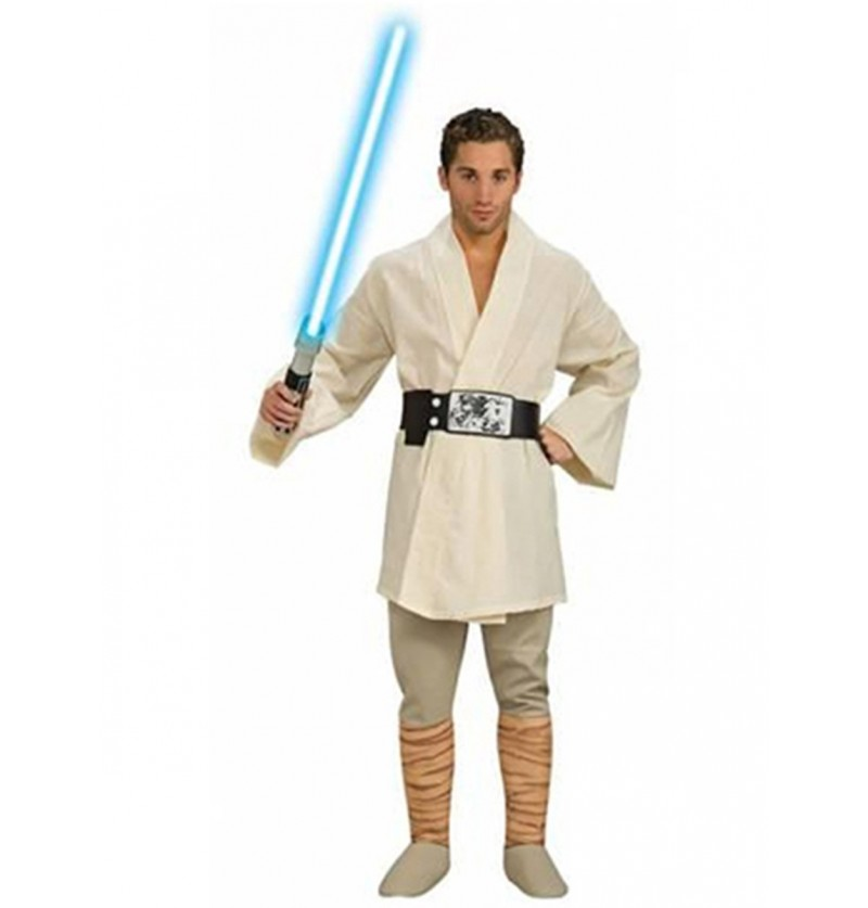 Disfraz de Luke Skywalker Deluxe adulto