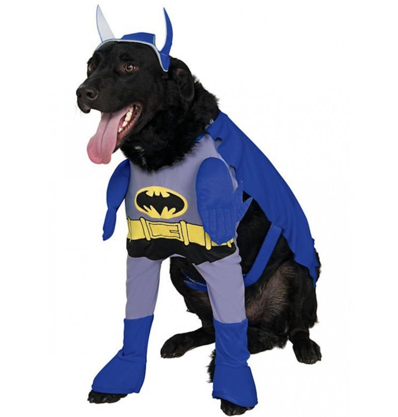 Disfraz de Batman para perro