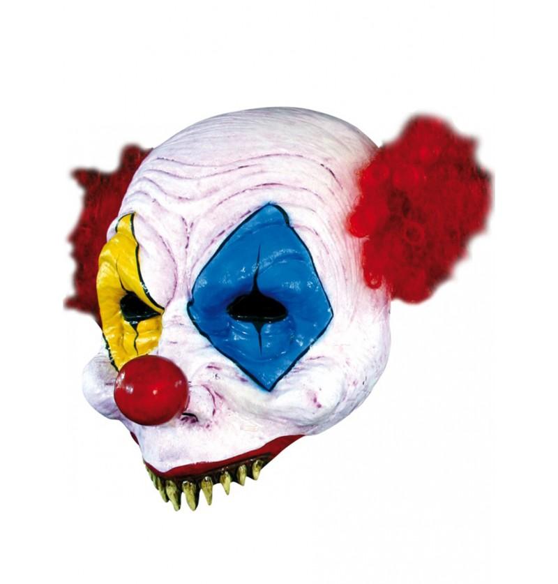 Máscara abierta Open Gus Clown Halloween