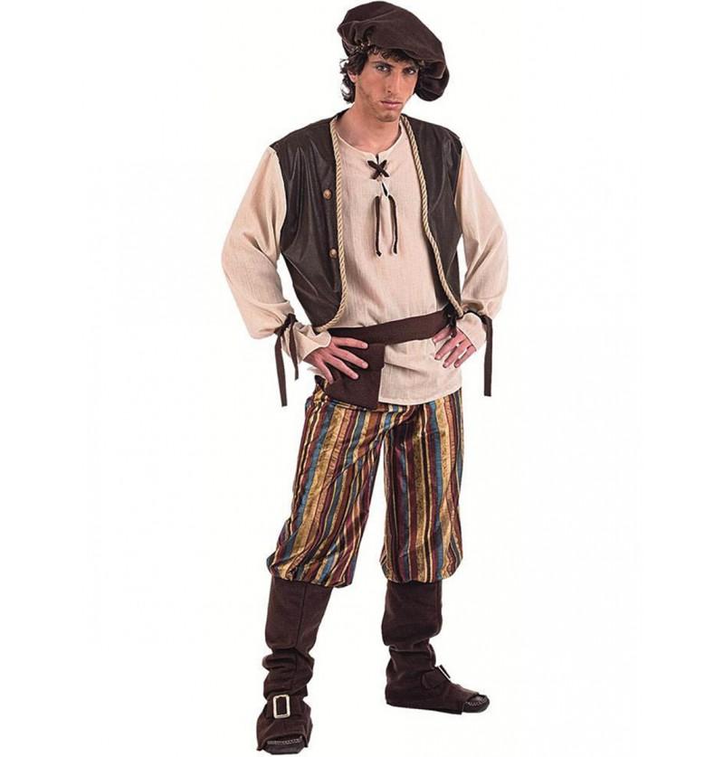 Disfraz de tabernero medieval
