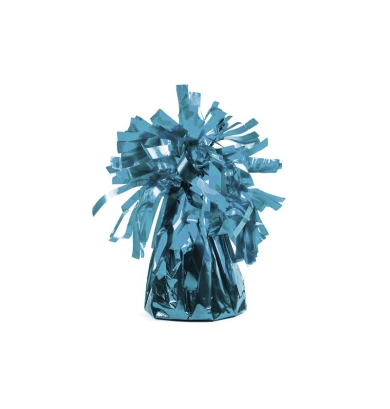 Peso para globos de color azul cielo