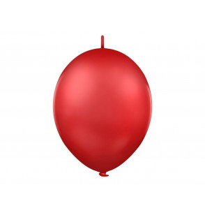Globo Link-o-loon rojo - Linking Ban
