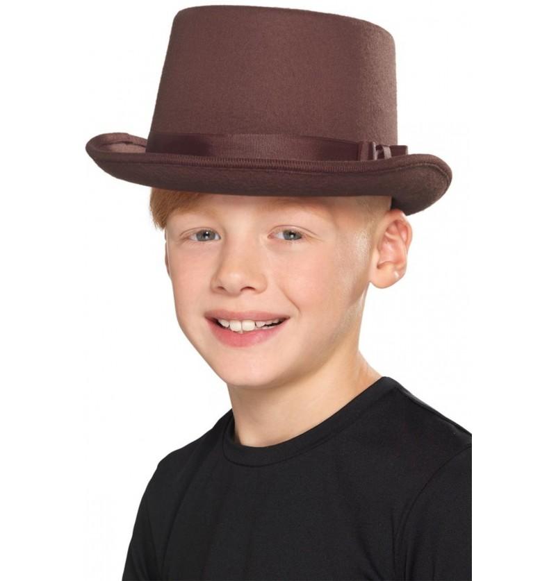 Sombrero Años 30 para niño