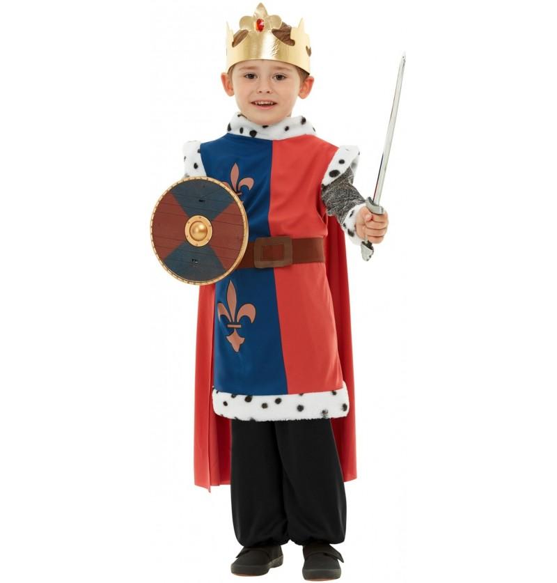 Set de Rey Medieval para niño