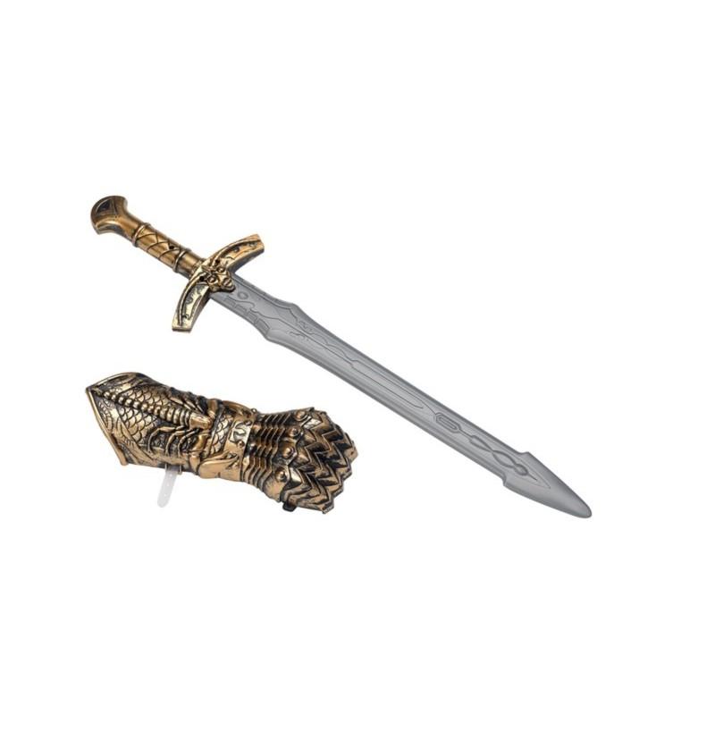 Set medieval para hombre