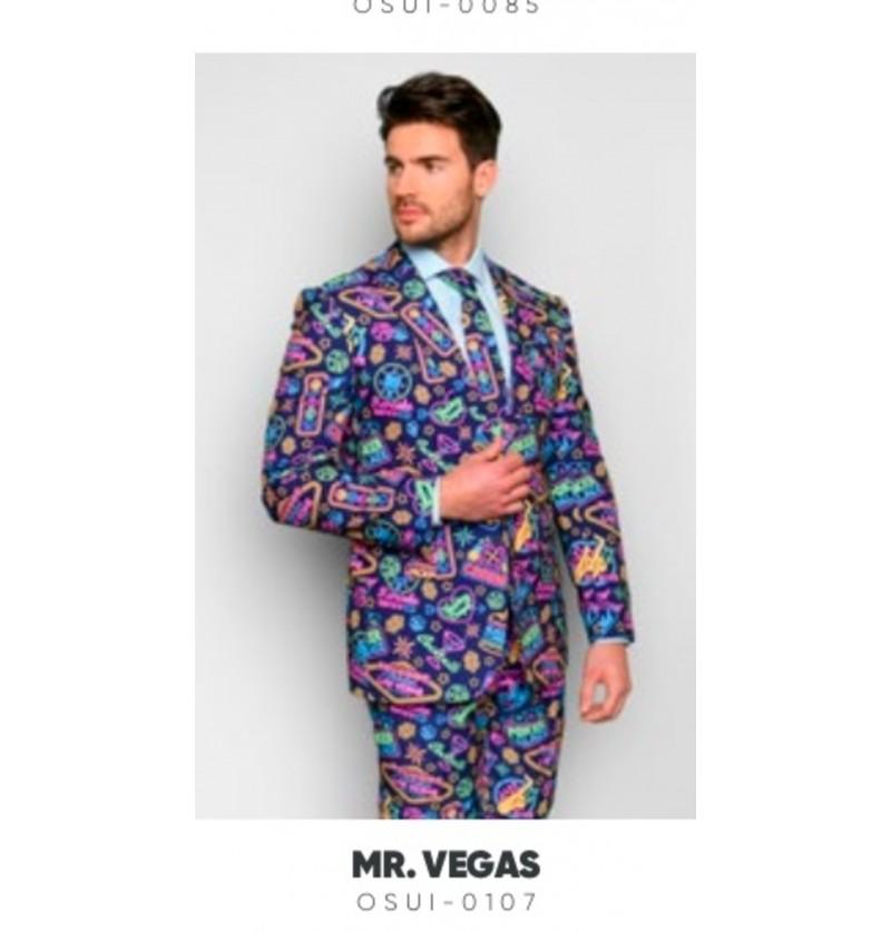 Traje de Mr Vegas Opposuits