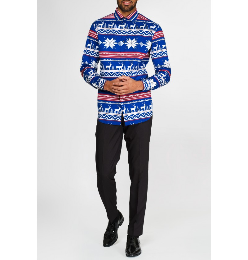Camisa de Rudolph Opposuits para hombre