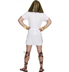 Disfraz de faraón del desierto para hombre