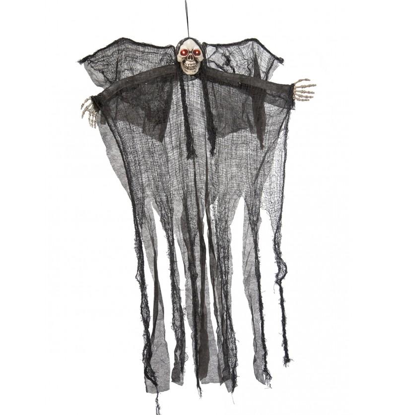figura colgante de fantasma de la muerte 110 cm