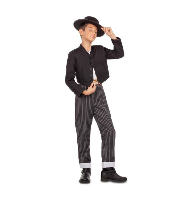 disfraz de andaluz para nio