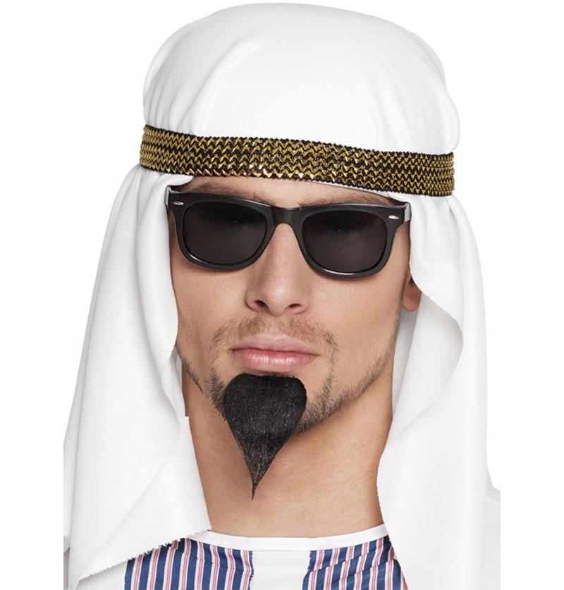 Perilla de jeque árabe para hombre